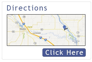Directions to Sandy Shores Tubing. Mauston, Wisconsin.