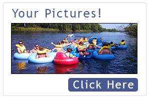 Wisconsin River Tubing Gallery from Sandy Shores