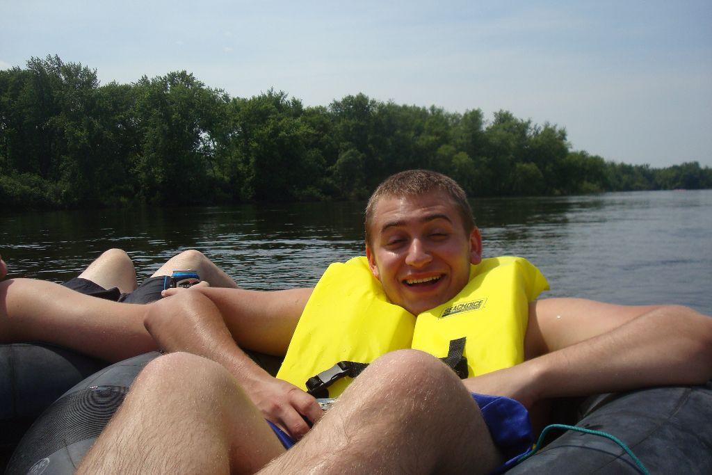 Wisconsin Dells River Tube Fun Party